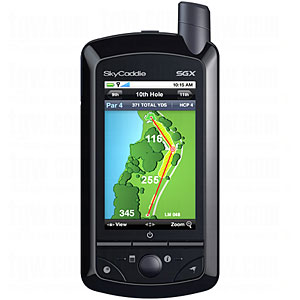 SkyGolf -  SkyCaddie SGX Golf GPS