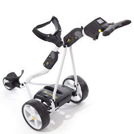 PowaKaddy Sport Electric Push Cart - Lead Acid Battery