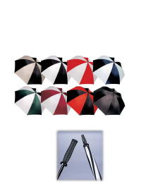 "62"" All Fiberglass Umbrella"