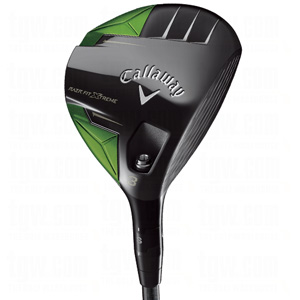 Callaway Women's RAZR Fit Xtreme Fairway Wood