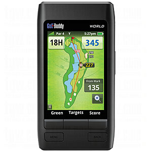 Golf Buddy World GPS Rangefinder
