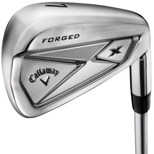 Callaway RAZR X Forged 2013 Irons  - OPEN BOX