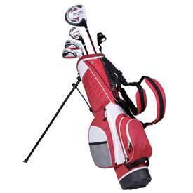PowerBilt Junior Set - Red Series