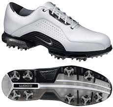 Nike - Zoom Advance Golf Shoes - White/Silver