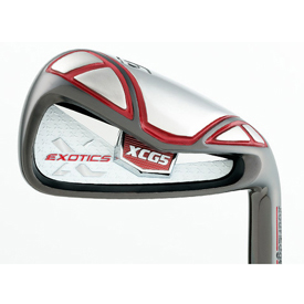Tour Edge Exotics XCG-5 Iron Set - Steel