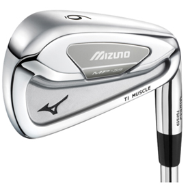 Mizuno MP-59 Iron Set