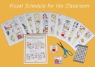 Visual Schedule for the Classroom