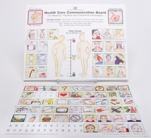 Health Care Communication Boards