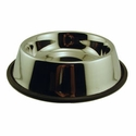 buy discount  Delta Dog Heavy Weight Non-Tip Feed & Water Bowl -- approx 40 oz.