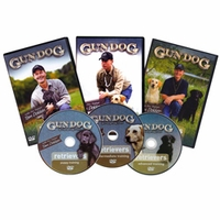 buy discount  Tom Dokken's Gun Dog Retrievers Series Training DVDs