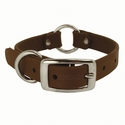 buy discount  Dark Brown 3/4 in. TufFlex Puppy Collar
