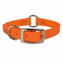 buy discount  Orange 3/4 in. TufFlex Puppy Collar