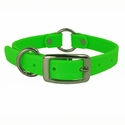 buy discount  Light Green 3/4 in. TufFlex Puppy Collar