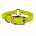 buy discount  Bright Yellow 3/4 in. TufFlex Puppy Collar