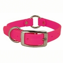 buy discount  Pink 3/4 in. TufFlex Puppy Collar