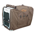 buy discount  Large/Extended Brown Bedford Uninsulated Kennel Cover by Mud River