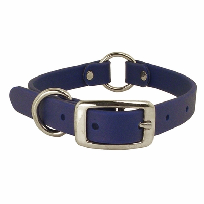 3/4 in. K-9 Komfort TufFlex Center Ring Puppy / Small Dog Collar