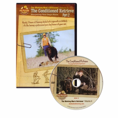 The Conditioned Retrieve Part 2 DVD with Dan Hosford