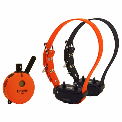Einstein ET-1202A HD Upland Remote Training Collar 2-dog
