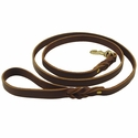 buy discount  Back Trail Outfitters 6 ft. x 3/4 in. Leather Snap Lead