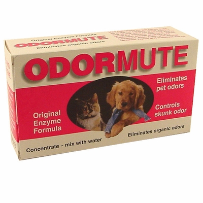 OdorMute Pet Odor Eliminator -- Unscented