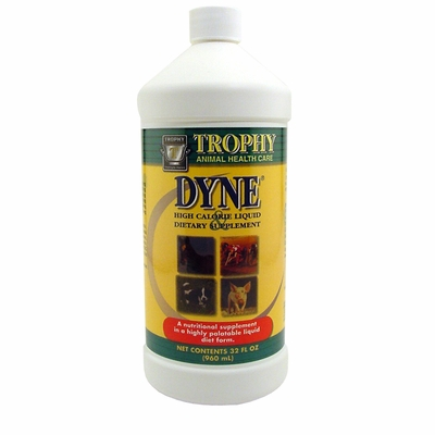 Dyne High Calorie Liquid Dietary Supplement -- 32 oz.