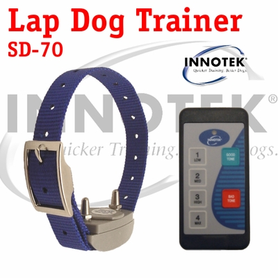 Innotek SD-70 Lap Dog Trainer with Tone Training Feature