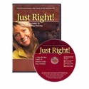buy discount  Just Right!  with Robin MacFarlane DVD