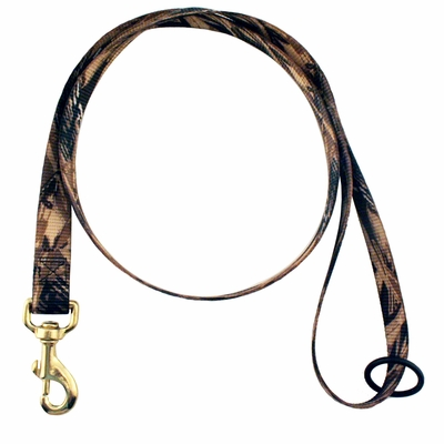 Wetlands Camo 6 ft. leash