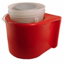 buy discount  Kane Insulated Bucket Holder and Water Cover KWBH5-LB -- Bucket Not Included