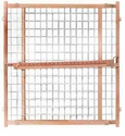 buy discount  Evenflo Position & Lock Plus Gate, Wood / White Mesh