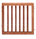 Evenflo Home Decor Stair Gate - Harvest Oak ---CUT 11/11/2013