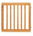 buy discount  Evenflo Home Decor Stair Gate - Natural Oak