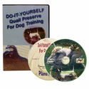 buy discount  Do It Yourself - Quail Preserve for Dog Training DVD
