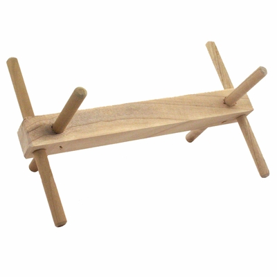 Lightweight Wooden Force Training Buck