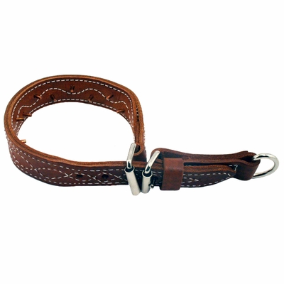 Pinch Collar Medium - Leather Medium 23