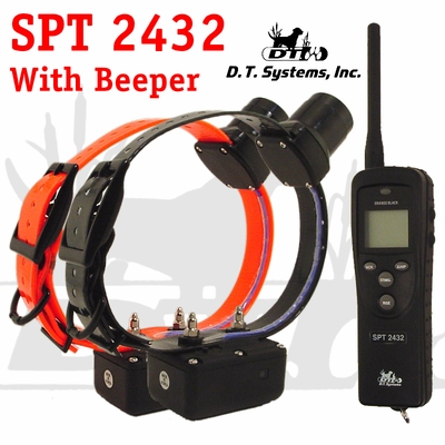 DT Systems SPT 2432 w/ Beeper 2-dog