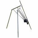 buy discount  Spider Winger Single Shot Remote Ready Bird Launcher by Thunder Equipment