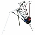 buy discount  Spider Winger 4-Shot Remote Ready Bird Launcher by Thunder Equipment