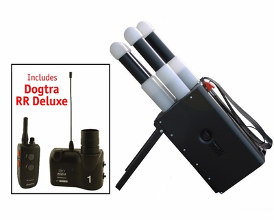 Thunder 500 Dummy Launcher with Dogtra Deluxe Remote Release