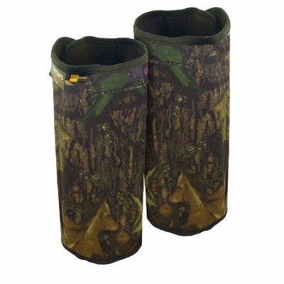 CLEARANCE -- Rattlers Brand Snake Proof Gaiters -- MOSSY OAK BREAKUP