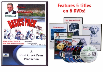 Evan Graham's Smartwork System -- Basics on DVD Set with Bonus Puppy DVD