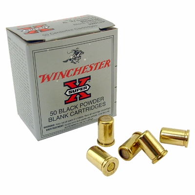 Black Powder Blanks - Winchester S & W .32 Caliber