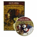 buy discount  Gun Dog: Choosing the Right Gun Dog DVD