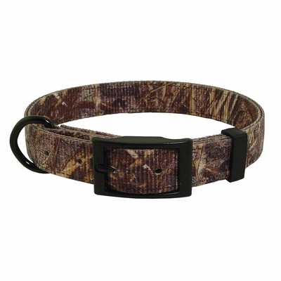 Mossy Oak Duck Blind D-End Camo Dog Collar