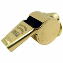 buy discount  Acme Thunderer Metal Whistle #60 1/2 Brass