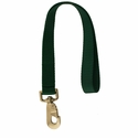 buy discount  GREEN LEASH Double-Ply Nylon Leash - 1 x 18  (2268)