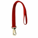 buy discount  RED LEASH Double-Ply Nylon Leash - 1 x 18  (2268)