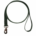 buy discount  GREEN LEASH Single-Ply Nylon Dog Leash - 1 in. x 6 ft. (2168)