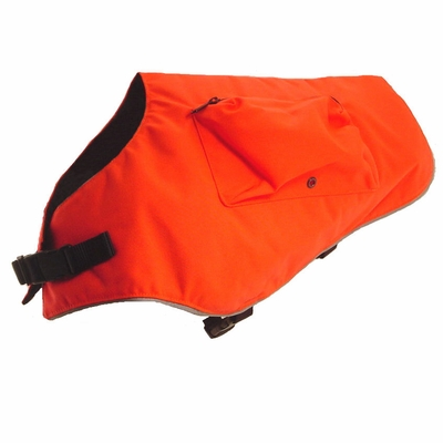 Mendota Orange Canine Field Jacket